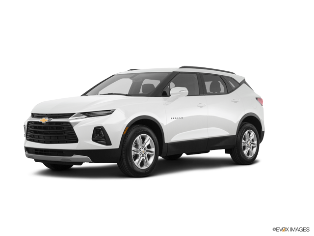 New 2019 Chevrolet Blazer In Cape Girardeau Mo