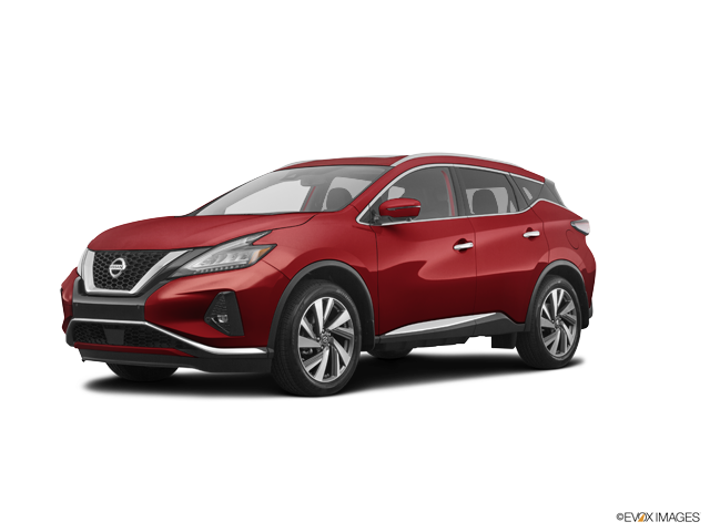New Nissan Murano At Continental Nissan In Countryside