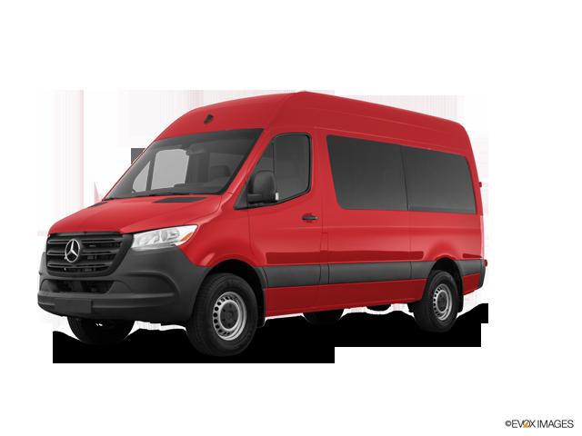 2019 Mercedes-Benz Sprinter Crew Van Vehicle Photo in Houston, TX 77079
