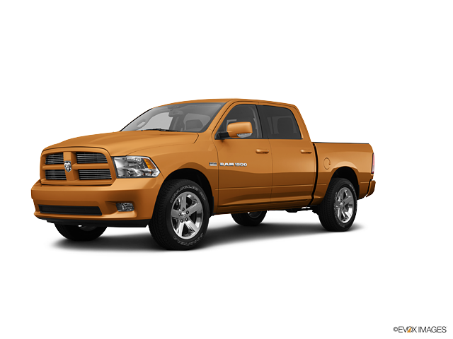 2012 Ram 1500 Vehicle Photo in Midland, TX 79703